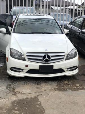 Mercedes-Benz C300 2011 White | Cars for sale in Lagos State, Ikeja