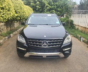 Mercedes-Benz M Class 2015 Black | Cars for sale in Abuja (FCT) State, Garki 2
