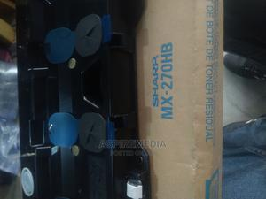 Sharp MX-270HB Waste Toner Box Kit   Printers & Scanners for sale in Lagos State, Alimosho
