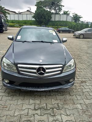 Mercedes-Benz C300 2008 Gray | Cars for sale in Lagos State, Ikeja