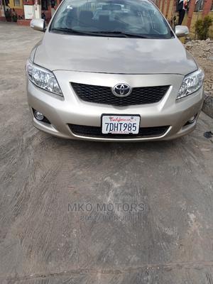 Toyota Corolla 2009 Gold | Cars for sale in Oyo State, Akinyele