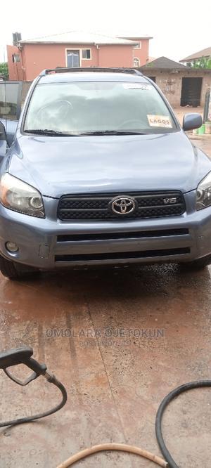 Toyota RAV4 2007 Sport V6 4x4 Blue | Cars for sale in Lagos State, Ikorodu