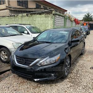 Nissan Altima 2017 2.5 SR Black   Cars for sale in Lagos State, Ogba