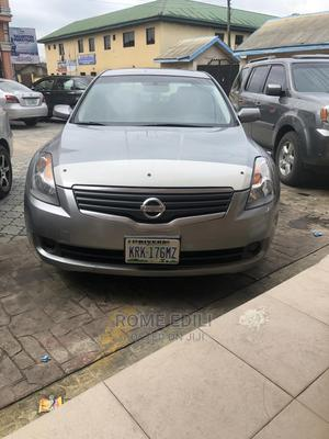 Nissan Altima 2009 2.5 Gray | Cars for sale in Rivers State, Port-Harcourt