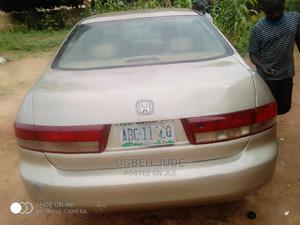 Honda Accord 2007 2.0 Comfort Gray | Cars for sale in Plateau State, Jos