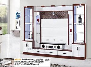 Executive Wall Television Shelf/Cabinet. Imported | Furniture for sale in Lagos State, Ojo