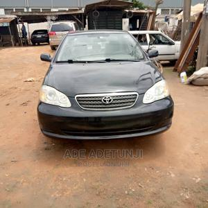 Toyota Corolla 2006 CE Black | Cars for sale in Lagos State, Badagry