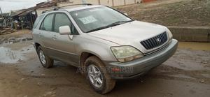 Lexus RX 2001 300 4WD Silver   Cars for sale in Lagos State, Badagry