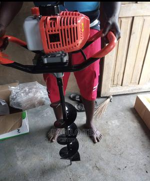 Earth Auger / Soil Drilling Hole Machine   Electrical Hand Tools for sale in Lagos State, Ikeja