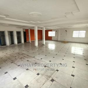 Open Plan Office Space of 115sqm on 3rd Floor in Ikeja | Commercial Property For Rent for sale in Ikeja, Toyin Street