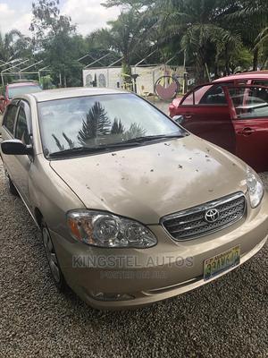Toyota Corolla 2004 Sedan Automatic Gold | Cars for sale in Abuja (FCT) State, Jabi