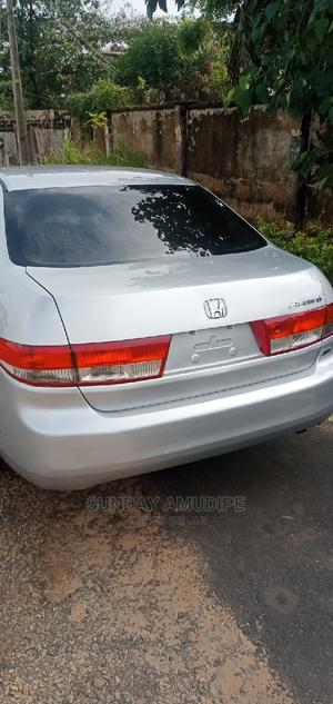 Honda Accord 2004 Automatic Silver | Cars for sale in Kwara State, Ilorin West