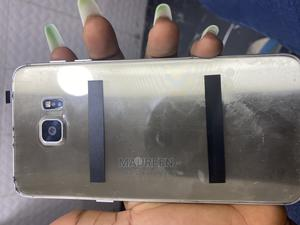 Samsung Galaxy S6 Edge Plus Duos 64 GB Gold   Mobile Phones for sale in Lagos State, Lekki