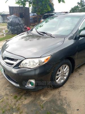 Toyota Corolla 2011 Gray | Cars for sale in Rivers State, Port-Harcourt