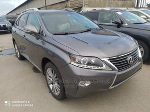 Lexus RX 2013 350 FWD Gray | Cars for sale in Lagos State, Apapa