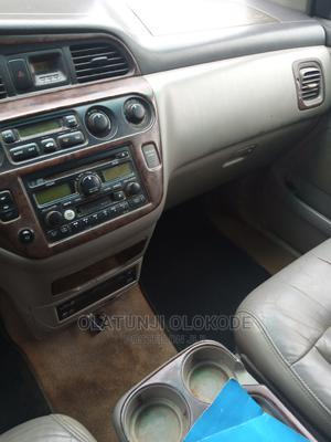 Honda Odyssey 2003 EX Black | Cars for sale in Ogun State, Ayetoro
