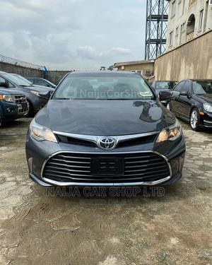 Toyota Avalon 2016 Gray | Cars for sale in Lagos State, Ikeja