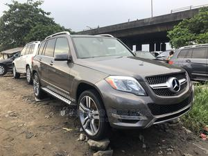 Mercedes-Benz GLK-Class 2014 350 Gray | Cars for sale in Lagos State, Apapa