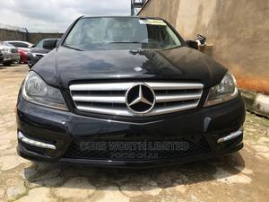 Mercedes-Benz C250 2013 Black | Cars for sale in Lagos State, Ikeja