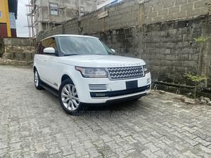 Land Rover Range Rover Vogue 2015 White | Cars for sale in Lagos State, Lekki