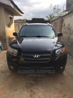 Hyundai Santa Fe 2007 3.3 Limited AWD Black | Cars for sale in Oyo State, Ibadan
