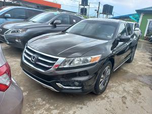 Honda Accord Crosstour 2013 Brown | Cars for sale in Lagos State, Ikeja
