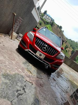 Mercedes-Benz GLK-Class 2013 Red | Cars for sale in Abuja (FCT) State, Gwarinpa