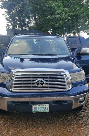 Toyota Tundra 2008 Double Cab Blue   Cars for sale in Abuja (FCT) State, Gwarinpa
