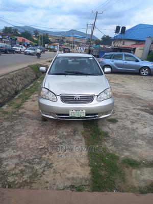 Toyota Corolla 2004 S Silver   Cars for sale in Abuja (FCT) State, Kubwa