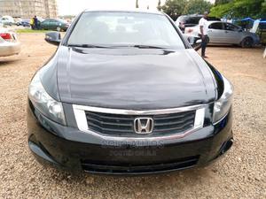 Honda Accord 2009 Black | Cars for sale in Abuja (FCT) State, Gudu