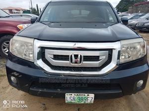 Honda Pilot 2010 Blue   Cars for sale in Lagos State, Amuwo-Odofin