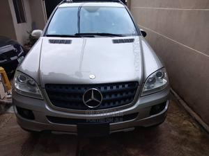 Mercedes-Benz M Class 2006 Silver | Cars for sale in Lagos State, Magodo