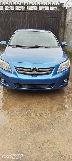 Toyota Camry 2009 Blue | Cars for sale in Rivers State, Etche