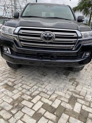 Toyota Land Cruiser 2019 5.7 V8 VXR Black | Cars for sale in Lagos State, Lekki