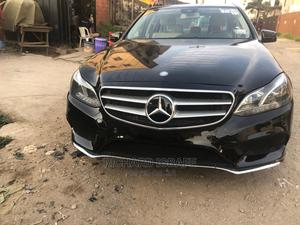 Mercedes-Benz E350 2014 Black | Cars for sale in Lagos State, Surulere