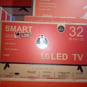 Lg 32 Inch Smart Led Tv   TV & DVD Equipment for sale in Lagos State, Alimosho