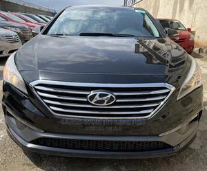 Hyundai Sonata 2016 Black | Cars for sale in Lagos State, Ikeja