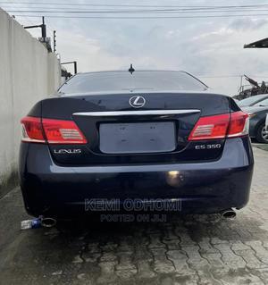 Lexus ES 2010 350 Blue   Cars for sale in Lagos State, Ajah