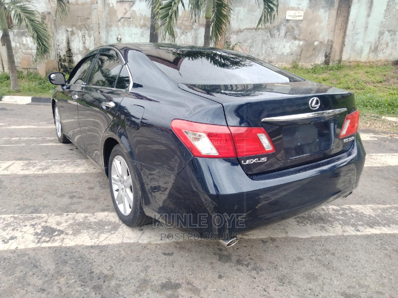 Lexus ES 2008 350 Blue   Cars for sale in Ikeja, Lagos State, Nigeria