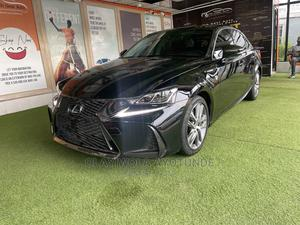 Lexus IS 2019 300 AWD Black   Cars for sale in Abuja (FCT) State, Central Business District