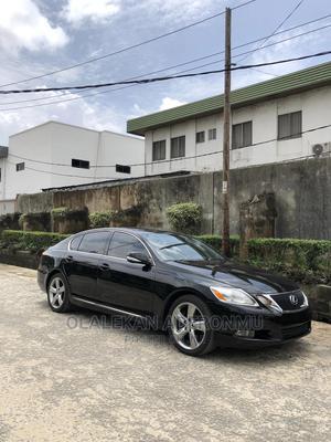 Lexus GS 2008 350 Black | Cars for sale in Lagos State, Gbagada