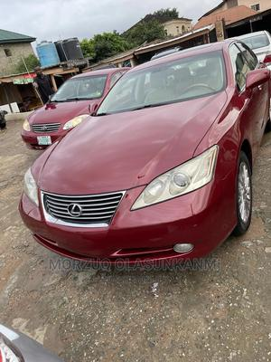 Lexus ES 2008 350 Red | Cars for sale in Lagos State, Alimosho