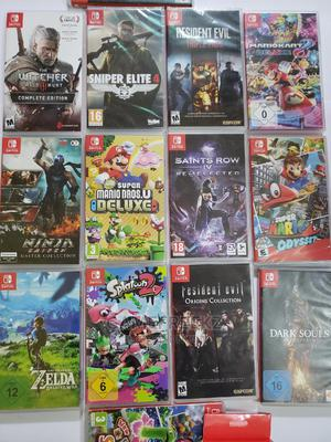 Latest Nintendo Switch Games | Video Games for sale in Lagos State, Ikeja