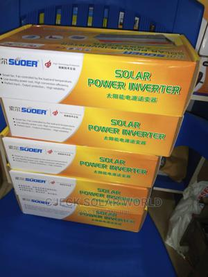 Higher Quality 3000W Solar Inverter Without AC Charger   Solar Energy for sale in Lagos State, Ojo
