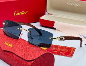 Original Cartier Frame Steel Glass | Clothing Accessories for sale in Lagos State, Ajah