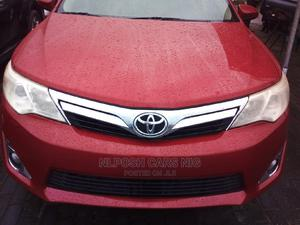 Toyota Camry 2014 Red | Cars for sale in Lagos State, Lekki