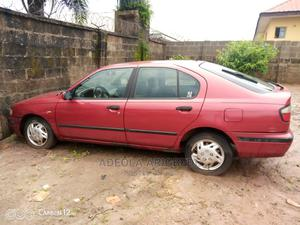Nissan Almera 2000 1.8 Red   Cars for sale in Ondo State, Akure