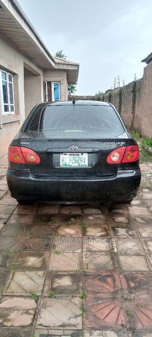 Toyota Corolla 2005 CE Black | Cars for sale in Oyo State, Ibadan