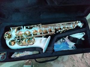 Premier England Alto Saxophone   Musical Instruments & Gear for sale in Lagos State, Ojo