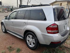 Mercedes-Benz GL Class 2008 GL 450 Silver | Cars for sale in Lagos State, Ikeja